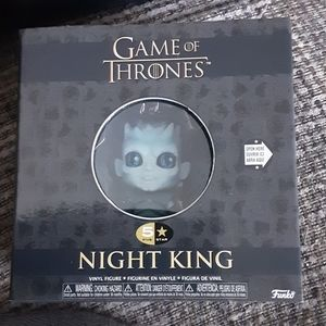 BNIB 5STAR NIGHT KING